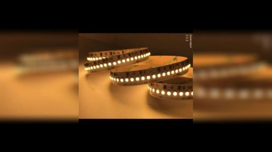 Super Bright 10mm 240LED PCB/M LED Flexible pour le profil de bande