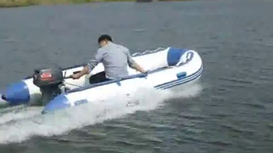[Hot Item] Funsor Inflatable Rescue Boat with Motor for Sale