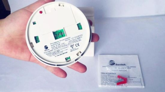 China Ce En Battery Operated Smoke Detectors Or Smoke Alarm