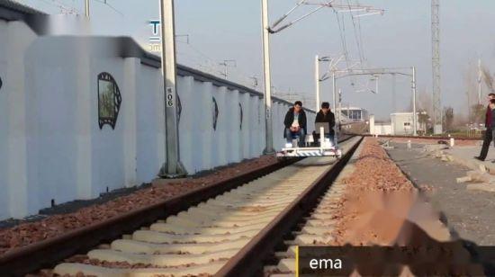 China Portable Ultrasonic Automated Rail Flaw Detection Vehicle