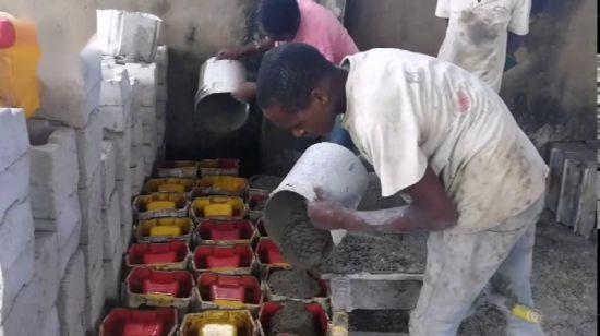China Bloque Hueco De Hormigón De Ladrillos Bloques De Cemento De Moldes Para La Venta Comprar El Hormigón Moldes En Es Made In China Com