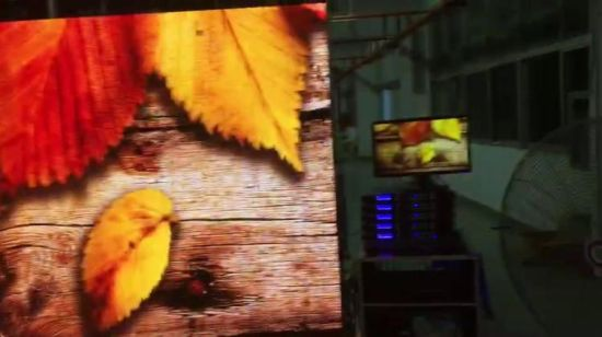 China Best Selling P3 91 Indoor LED Display for Studio