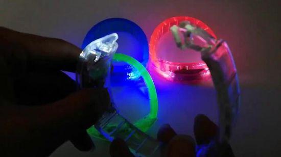 Led Bracelet Light Up Flashing