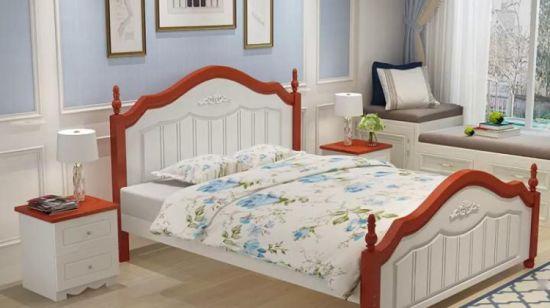Chine Set de meubles en bois massif chambre à coucher ...