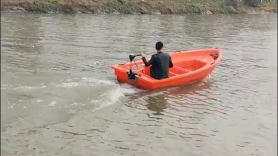 China 2019 New High Speed 70 Lbs 12V Electric Trolling Motor