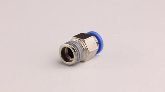 10 Piezas 4 Mm De Plástico del empuje en la igualdad de Conector en L para neumática o fluidos