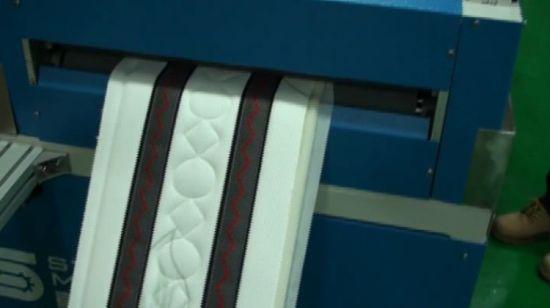 China Bq-52 Automatic Mattress Border Quilter Machine - China Border