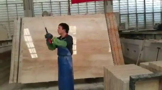 Chine Haut De Gamme Pour La Dalle De Marbre Blanc Panda Hall