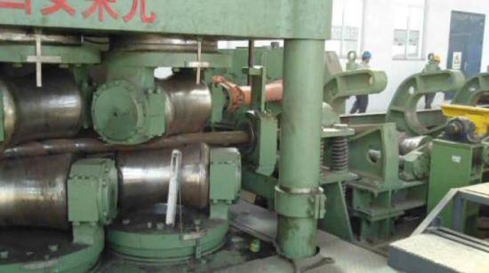 China 7 Roll Straightening Machine for Bar and Tube - China