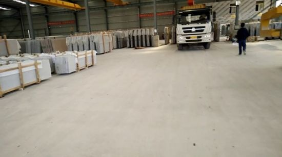 China Bala White Granite Tile Stone Building Material White Flooring