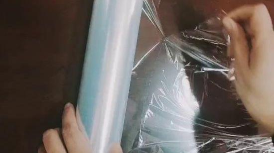 China Biodegradable Stretch Wrap Film, PLA Cling Film Strech