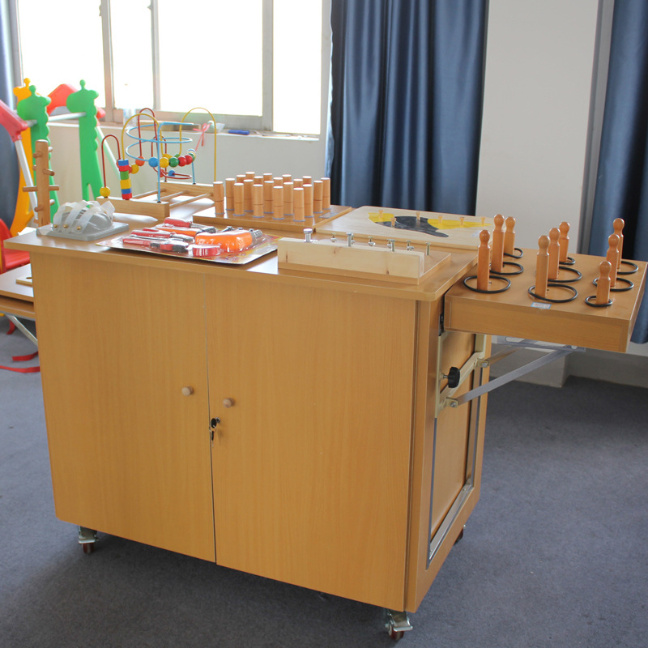 Occupational Therapy Rehabilitation Integrative Ot Exercising Training Table