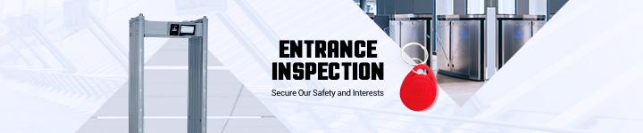 Entrance Inspection