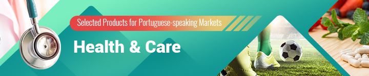 Selected Products for Portuguese-speaking Markets