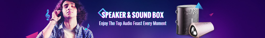 Speaker & Sound Box