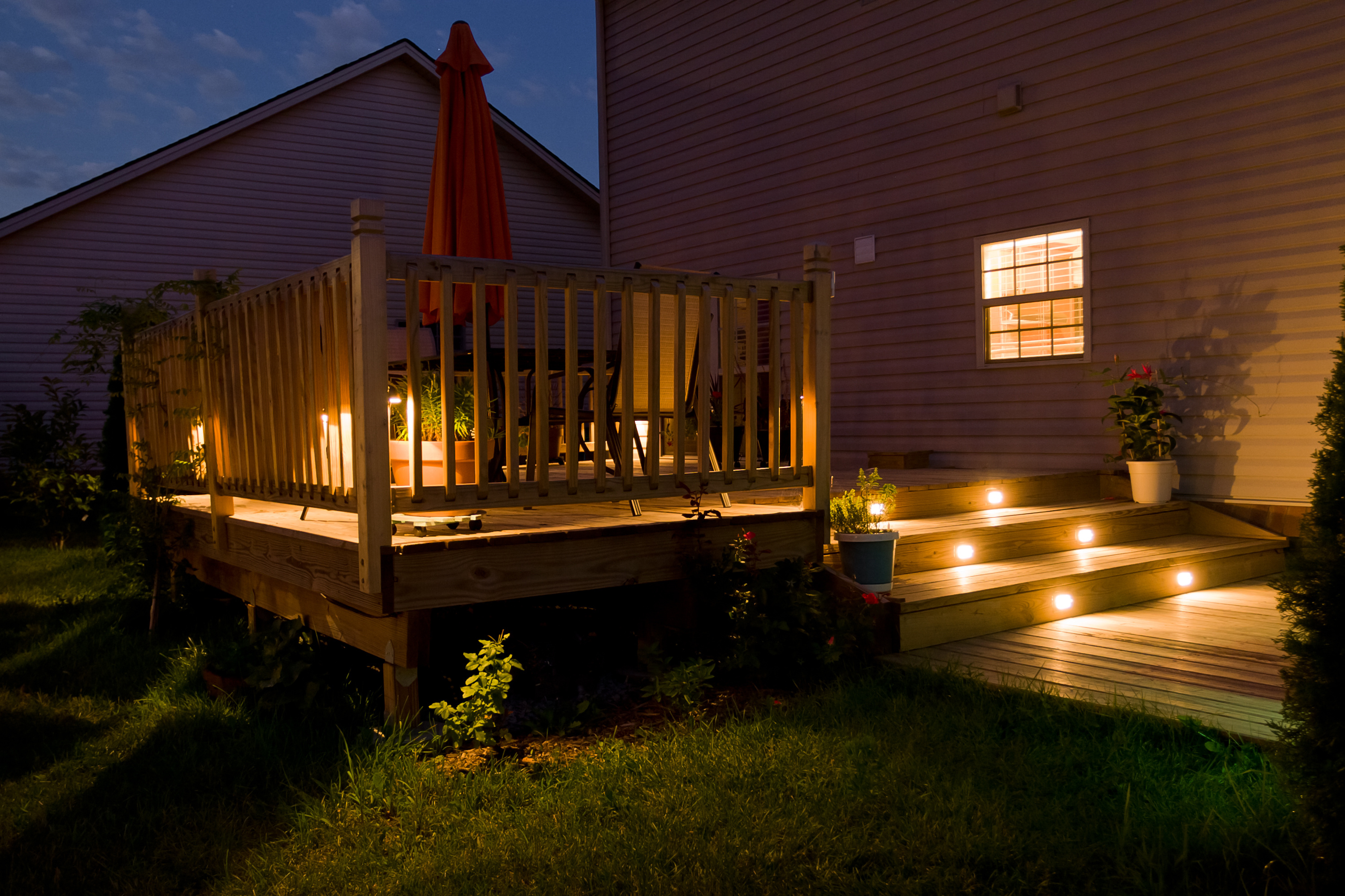 Want Smart Yard Lights At Home Here