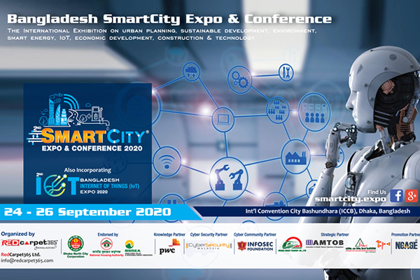 2nd Bangladesh Smart City Expo & Conference