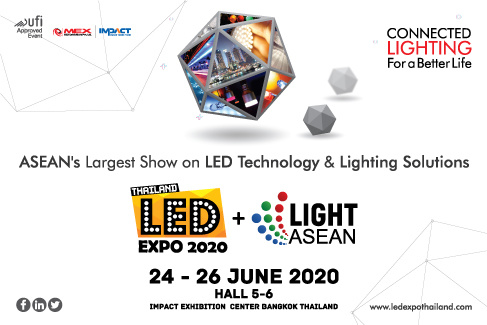 LED Expo Thailand + Light ASEAN 2020
