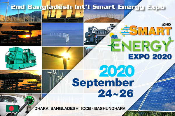 2nd Bangladesh Smart Energy Expo