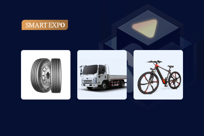 Smart Expo (online) - Transportation & Accessories Expo