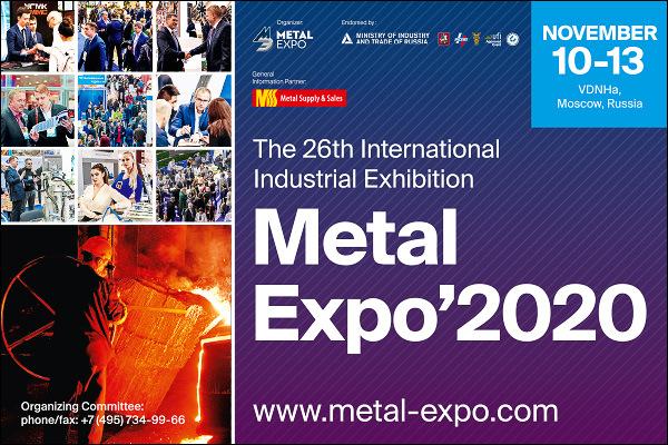 Metal-Expo 2020