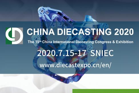 CHINA DIECASTING 2020