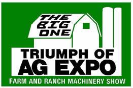 Triumph Ag Expo 2021