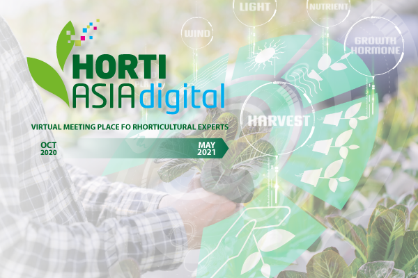 HORTI ASIA digital 2021