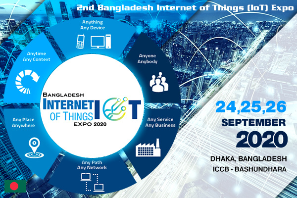 2nd Bangladesh Internet of Things (IoT) Expo