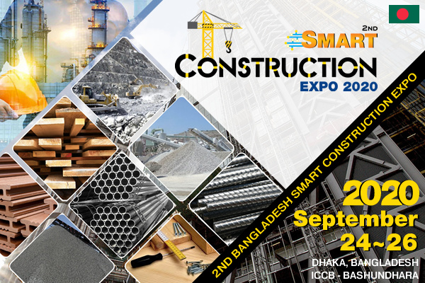 2nd Bangladesh Smart Construction Expo