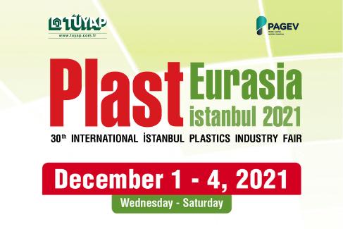 Plast Eurasia Istanbul 2021