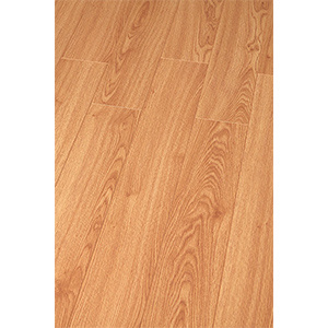 Commercial 8.3mm HDF AC3 Embossed Sound Absorbing Laminated Flooring