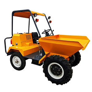 1 Ton China Swivel Rear Site Dumper SD10