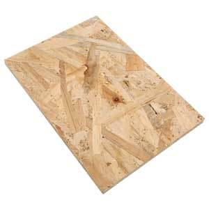 High Quality Factory Price Waterproof OSB3 for Construction / Furniture and Wall