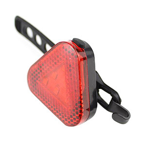 Battery Bike Tail Rear Light with 3 Flash Modes