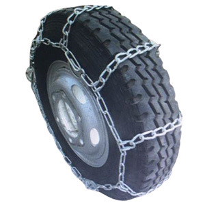 Wider & Thicker Alloy Anti Skid Tire Protcetion Tool Crush Ice Chain Anti Skid Chain for Trucks