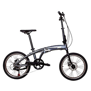 Cheap Carbon Modern Style Ultralight Bicycle Folding 20 Inch Wholesale Adults Black Outdoor Bicycle Foldable Folding Bike