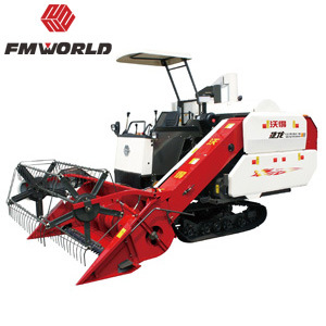 Agriculture Crawler Type Combine Harvester 4lz-3.0d