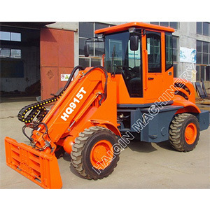 Multi-Function Telescopic Loader (HQ915T) with CE, SGS