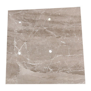 Porcelain Polished Glazed Non Slip Grey Floor Tiles