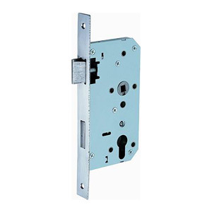 High Quality Stainless Steel Fireproof Door Lockcase (S6072-01)