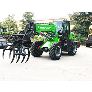 Haiqin Brand New Designed Telescopic Telehandler (HQ925T) with Cummins Engine