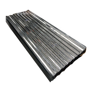 Roofing Materials Zinc Coated Corrugated Galvanized Steel Building Material 0.13-0.8mm Roofing Sheet