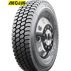 Top Brand Aeolus All Steel Radial Truck Tyres with All Series Sizes 1200r20 235/75r17.5 8r22.5 11r22.5 315/80r22.5