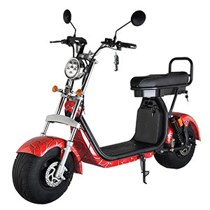 EEC&Coc Electric Bike 1500W-3000W 18in Tyre Citycoco Electric Scooter