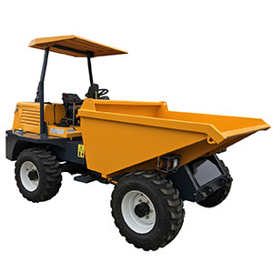 Topmac Brand China Cheap Light Dumper 4X4 Small Dump Truck