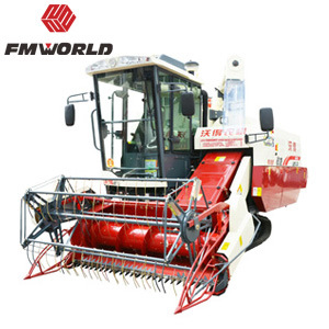 Combine Harvester 4lz-6.0e Rice, Wheat, Soybean, Corn