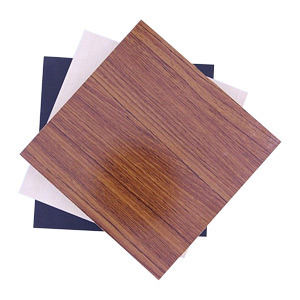 Melamine MDF Board 1220X2440X18mm E1 with Cheap Price