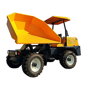 SD30r 4X4 Mechanical Small Light Duty Mini Cargo Tipping Dumper