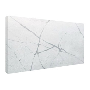 Calacatta Artificial Quartz Stone for Kitchen Countertop and Table Top
